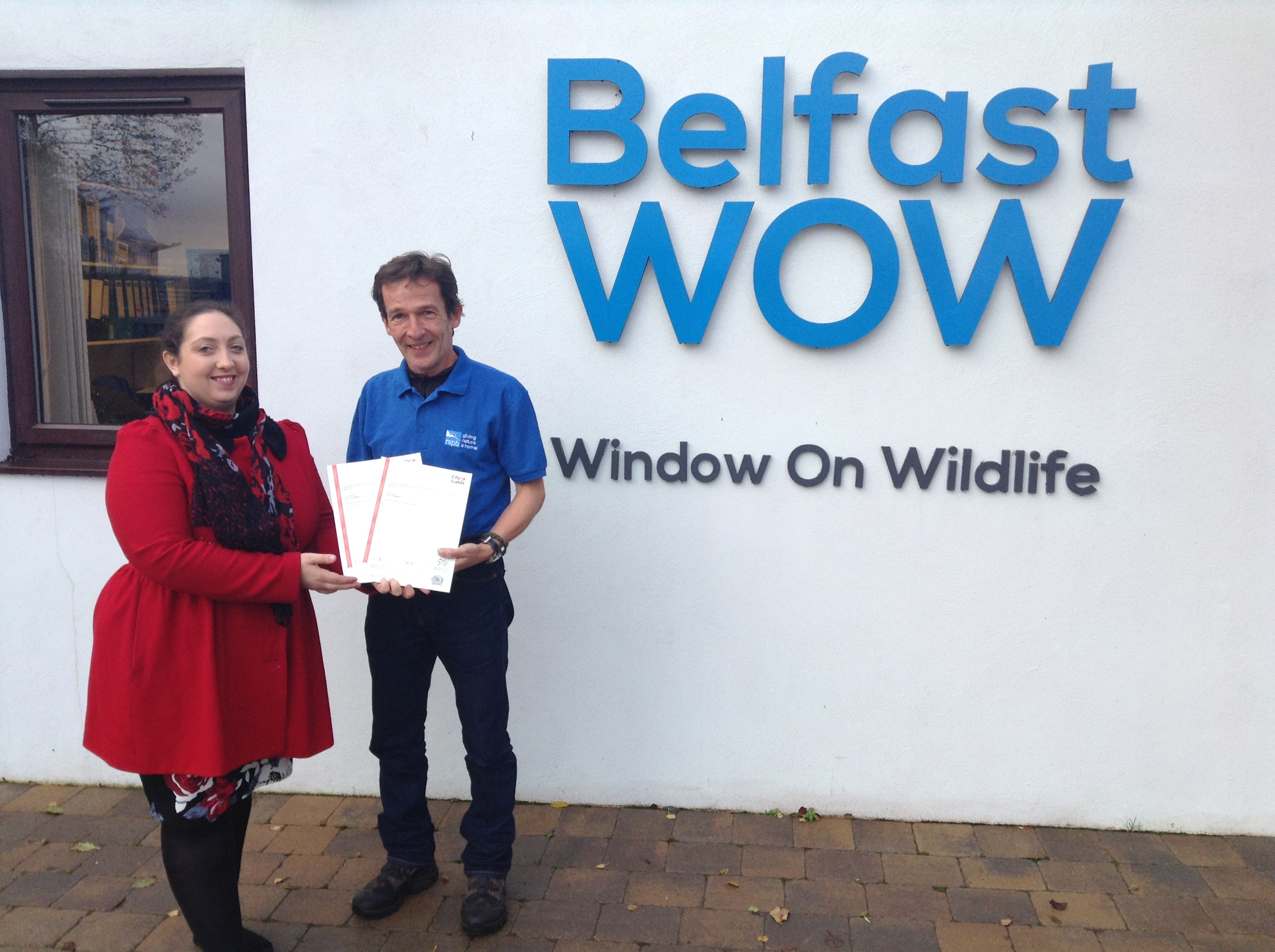 Worldhost Customer Service Training Rspb Ni Belfast Wow