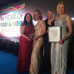 Award Winning Marketing by Trio of Chartered Marketers in Ireland – Success on a plate as NI Food and Drink Awards Herald Eel Eat Campaign for Best Marketing Result
