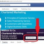 Watson & Co. Chartered Marketing Tuesday Tip: Activate your Facebook Call to Action