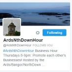 18 active online networking opportunities for businesses on Twitter right across Northern Ireland