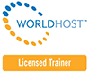World Host Licensed Trainer