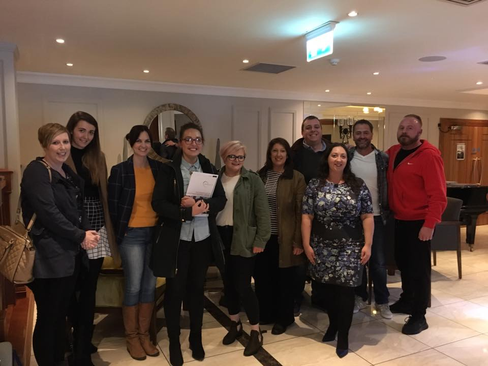 WorldHost Customer Service Training Graduates WatsonsMarketing September 2017