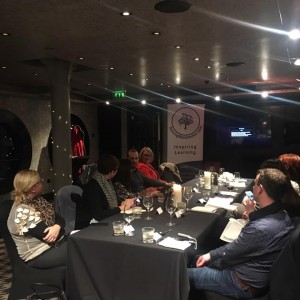 Digital Sanity Supper Club Peer to Peer Learners at Malmaison Hotel Belfast October 2017