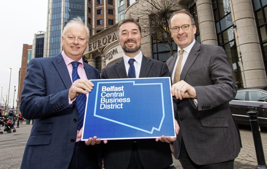 Belfast Central District BID Linen Quarter Appoint Watson & Co. Chartered Marketing to deliver Destination Marketing and WorldHost Customer Service Training and Development Programme for new Summer team of Street Ambassadors