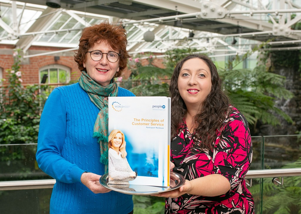 WorldHost South Belfast Briege Arthurs Forward South Partnership with Licensed WorldHost Trainer in Northern Ireland Chartered Marketer Christine Watson