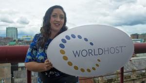 WorldHost Belfast Trainer Chartered Marketer Christine Watson