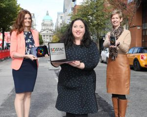 Northern Ireland Chartered Marketing Ladies Christine Watson Denise Hamill and Lydia McClelland in first 100 SOSTAC Certified Planners in the world