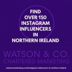 Instagram Influencers in Northern Ireland