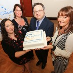 WorldHost Celebration and Certificate Presentation at Stormont